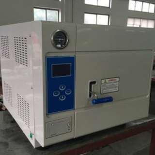 Medical Table Top Steam Sterilizer / Autoclave 20L