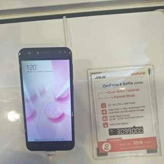 Nyicil Asus Zenfone 4Selfie Tanpa Kartu Kredit