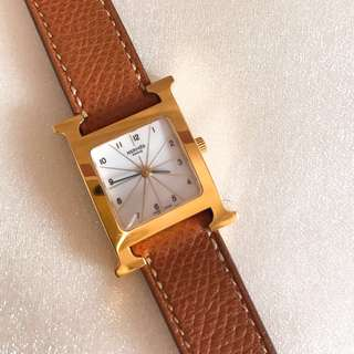 Hermes H Watch 手錶 small model 21 x 21mm