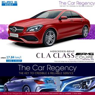 Mercedes Benz CLA 180 Coupe AMG ( NEW ) / A1 A3 2 Series 218 216 220 228 A B C class 318i 320i 316i C200 C180 C250 A180 A200 B180 B200 CLA180 CLA200 CLA 180 CLA 200