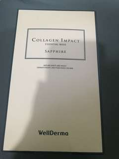 Wellderma Collagen Impact Essential Mask