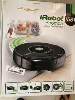 Robot Vacuum Cleaner I Robot