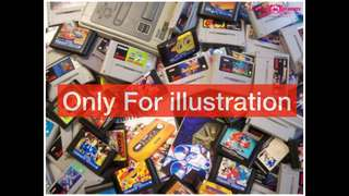 Retro Gaming Lot Clearance