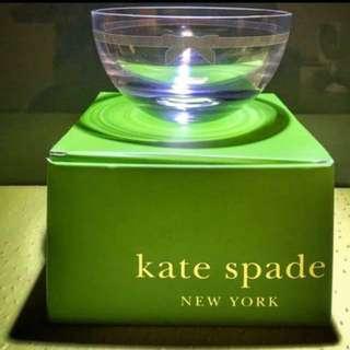 [Sale]Kate Spade 水晶碗