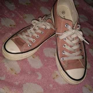 Pink Primadonna Sneakers
