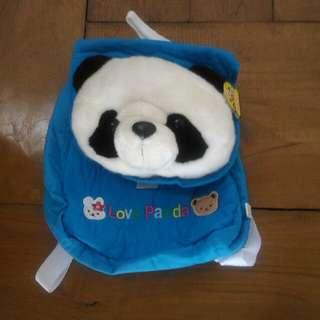 Brand new! Panda bag