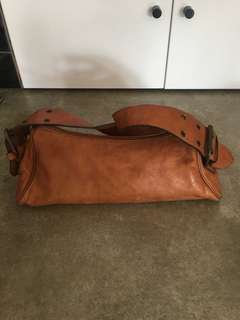 Tan Leather Handbag