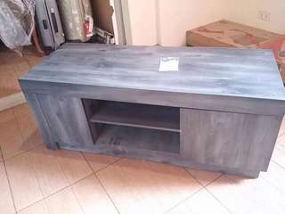 Brand new gray console table