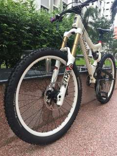 Commencal Supreme Mini DH