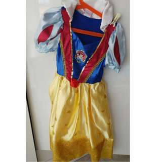 Snow White Dress suitable for Costume Party