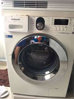 Samsung Washing Machine Front Load 8kgs