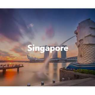 Singapore Lowest Tickets