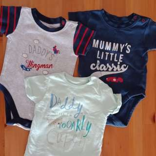 2Mothercare + 1 Carter's Inc Postage