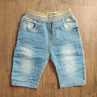 Celana ripped jeans size 6m