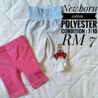 Baby Pants (newborn)