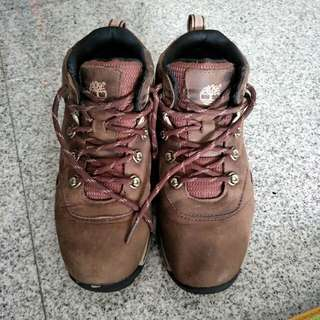 Timberland Whiteledge WaterPROof Hiking Boot size 3.5 (Big Kid)