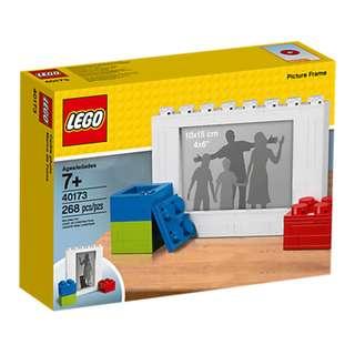 *LegoAsh* 40173 Iconic Picture Frame Lego