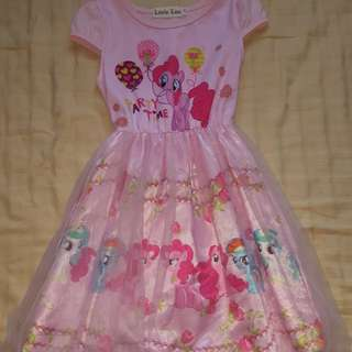 Little Pony Party Dress