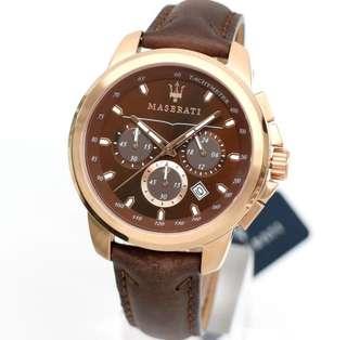 MASERATI 瑪莎拉蒂手錶-原廠正貨