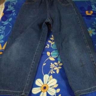 Celana jeans santai