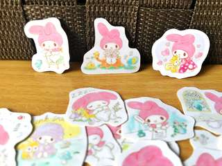 My Melody Scrapbook / Planner Stickers #96