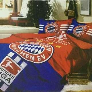 FC Bayern Munich Bedsheet