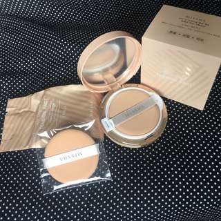 Missha The Original Tension Pact  with Refill