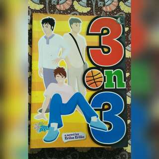 Novel murah, 3 on 3