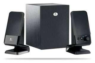 Logitech R20 Speakers