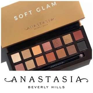 🚚 [預購]Anastasia Beverly Hills Soft Glam Palette