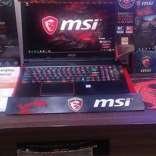 Cicilan Laptop MSI GE63VR 7RE Raider