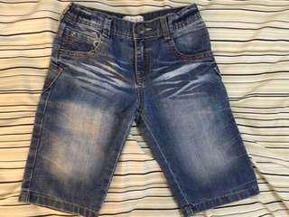 Boy jeans shorts