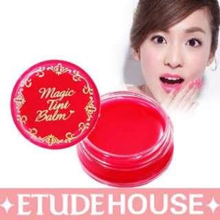 Etude House Magic Tint Balm 'Magic Red'