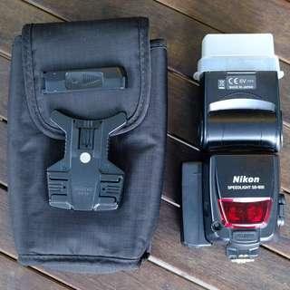 Nikon SB-800 Flash & accessories