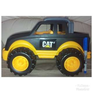 Toy State CAT Pickup Truck