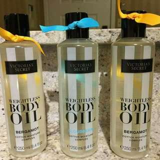 Victoria's Secret Body Oil