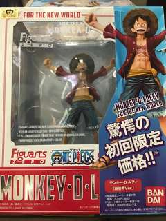One Piece Action Figure - Monkey D Luffy
