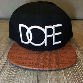 Snapback Dope cap