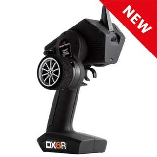 Racing RX Promo deal! Spektrum DX6R DSMR Android-Powered w WiFi/BT - In Stock Now