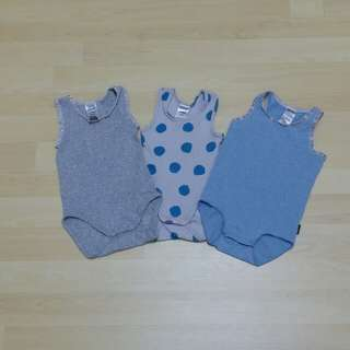 Bonds romper (set of 3)