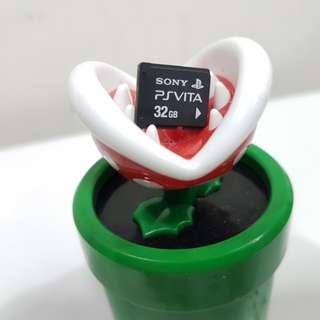PS Vita 32gb Memory card
