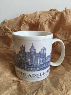 星巴克 Philadelphia 藍建築