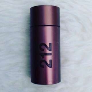 CH 212 Seksi Man 100ml. ORIGINAL PARFUM UNBOX