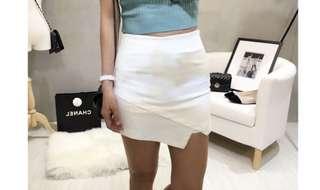 不規則短裙