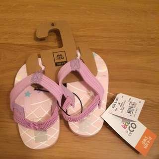 Cute sandals (Pink)