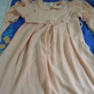 Dress baby doll