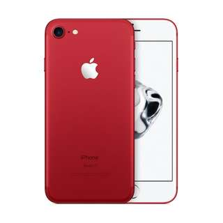 Kredit iPhone 7 256 GB Smartphone - Red