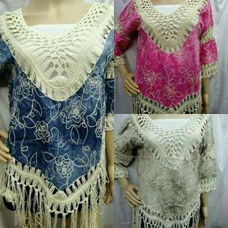 Crochet Top/Cover-up