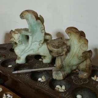Stone craft figurine