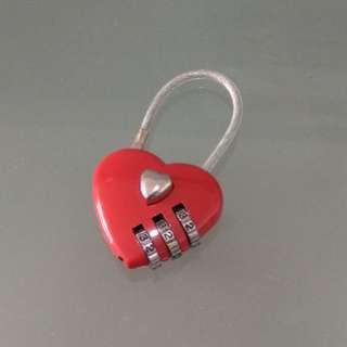 Sweetheart lock